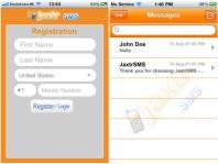 JaxtrSMS JaxtrSMS   App Untuk Kirim SMS Gratis Ke HP