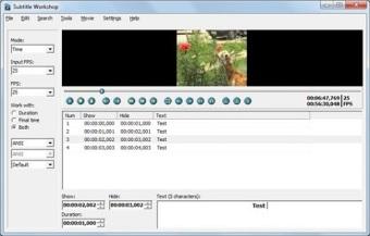 Subtitle Workshop 3 Software Terbaik Untuk Menciptakan Subtitle Video